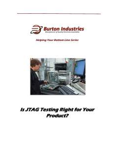 is jtag testing right for your product_page_1