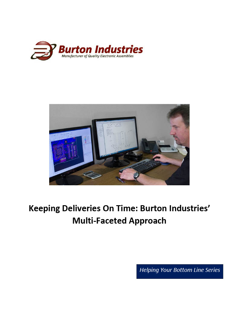 The Benefit of Keeping Deliveries On Time Burton Industries Multi_Faceted Approach1024_1